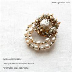 A Miriam Haskel Pin
