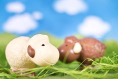 Chocolate Sheep #chocolissimo #Easter #easterchocolate #giftsideas #chocolate #eastergifts