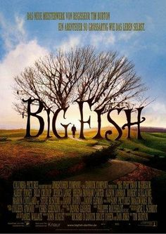 Big Fish - I don't know how I missed this but I'm very glad I saw it. A beautiful movie directed by Tim Burton. Not very typical for Burton but still full of delightful Burton quirks.