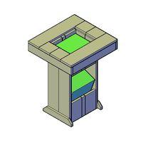 Bier-statafel-bouwtekening.jpg 597×587 pixels