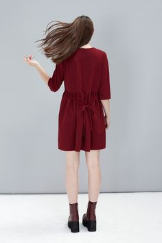 Cheap Club Dresses, Grunge Fashion Soft, Pretty Outfits, Pretty Clothes, Smock Dress, Well Dressed, Dress Collection, Fashion Photography, Cold Shoulder Dress