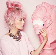 Stylesight: Ice pink.
