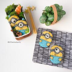 Minions Deco Sushi