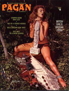 Pagan magazine (c. 1960s)