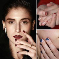 Floating manicures, plus more #nail trends to try!