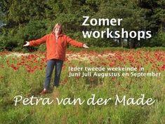 De allerleukste twee daagde zomerworkshop in Alphen aan den Rijn. In de maanden juni juli. Persoo... Petra, Workshop, Van, Atelier, Vans