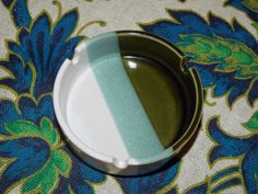 Vintage Ceramic Ashtray Made in Japan by EnchantingArtistry, $6.95