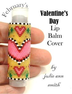 Julie Ann Smith Designs FEBRUARY'S LIP by JULIEANNSMITHDESIGNS, $4.00