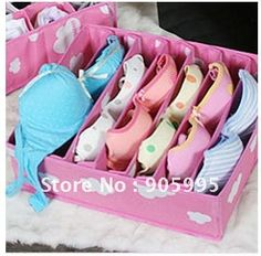 Google Image Result for http://img.alibaba.com/wsphoto/v0/471716602_1/Hot-sell-Bra-storage-box-DIY-Storage-box-7-cells-Non-woven-Blue-and-pink-color.jpg