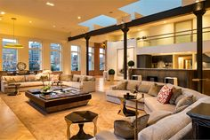 Penthouse in Soho The $32 Million Luxurious Penthouse in Soho with Panoramic Views