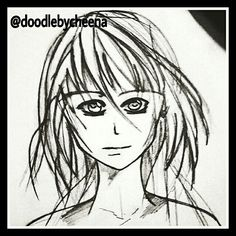 My first attempt of drawing manga girl. Double tap If u like this  and  plz comment for improvements.  #art_we_inspire#mangagirl#girldoodle#mangadrawing#mangaartist#mangagirl#🖌 #draw #drawing #painting #color #paint #toptags @top.tags #drawings #sketch #drawn #disegno #beautiful #desenho #sketchbook #like #artlovers #illusration #galleryart #ig_artistry #sketch_daily #igers #illustrator #artistic_share #art_we_inspire #artwork #