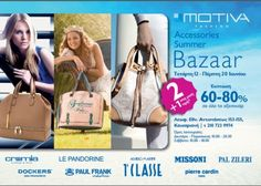 Motiva - Καλοκαιρινό fashion bazaar! - FaShionFReaks
