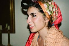 "Amy Winehouse -  ""You give me a smile and I'm wrapped up in your magic  There's music all around me  Crazy music, music that keeps calling me so..."""