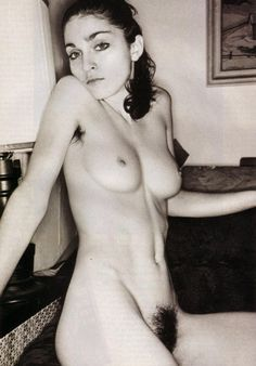 Showing pussy madonna