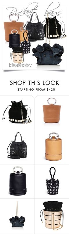 """Favorite bucket bag"" by lylena-barrenechea on Polyvore featuring moda, Tomasini, Simon Miller, Tory Burch, Alexander Wang, Nina Ricci y Salvatore Ferragamo"