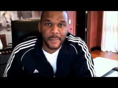 Tyler Perry Shouts Out MCA!!! www.paytotheorderof.me