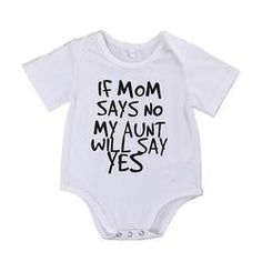Cotton Newborn Infant Baby Boy Girls Short Sleeve Romper Letter Printed  Jumpsuit Clothes Outfits
