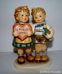Hummel Gifts Of Love Figurine