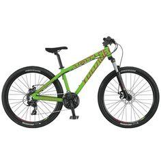 Scott Voltage YZ 30 är en dirtinspirerad mountainbike som passar alla som vill ha en cykel att glida omkring med riktigt skön stil.