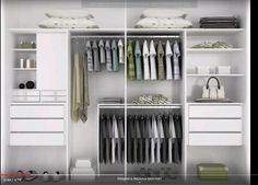 Discovering an answer in your storage objects can be pretty easy, due to the superb design of an in-built wardrobe. The in-built wardrobe is just [. Bedroom Wardrobe, Wardrobe Closet, Built In Wardrobe, Closet Space, Walk In Closet, Wardrobe Organisation, Closet Organization, Organisation Ideas, Diy Rangement