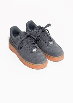 & Other Stories   Nike Air Force 1 '07 Suede