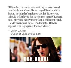 Sassy Rowan... --- no matter how many times I pin this, I will ALWAYS repin it. It makes me cry laughing every time.