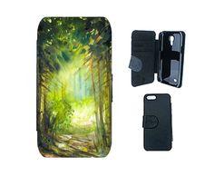 Flip wallet case Nexus 5 Sony Xperia Z3 Compact by DeCumiCases