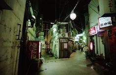 長崎の夜の街:てぃださんさん