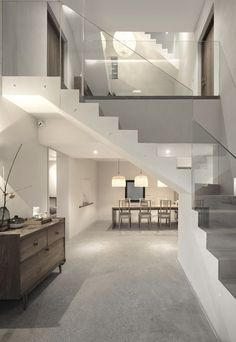 fabouls modern house interior ideas that you will get excited 33 < Home Design Ideas Salon Interior Design, Scandinavian Interior Design, Interior Design Living Room, Modern Interior, Interior Decorating, Interior Ideas, Japanese Interior, Salon Design, Interior Paint