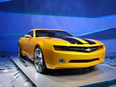 Bumblebee Camaro in Transformers 4 Wallpapers) – Wallpapers HD Chevy Camaro, Chevrolet Camaro 2014, 2010 Camaro, Corvette, Dodge Challenger, Ford Mustang, Film Cars, Movie Cars, Aston Martin Sports Car