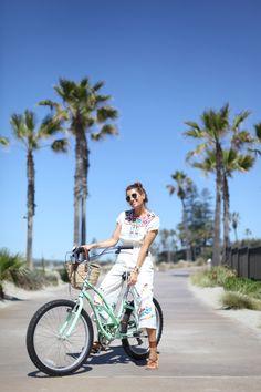 Bike ride in San Diego http://stylelovely.com/bartabacmode/2016/05/bike-ride-san-diego