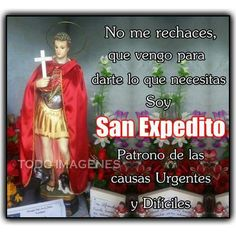 PATRONO DE CAUSAS URGENTES