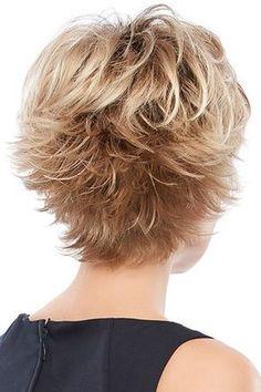 VISIT FOR MORE Jazz by Jon Renau Wigs-Monofilament The post Jazz by Jon Renau Wigs-Monofilament appeared first on kurzhaarfrisuren. Short Shag Hairstyles, Short Layered Haircuts, Short Hairstyles For Women, Short Choppy Hair, Short Hair With Layers, Short Hair Cuts For Women, Monofilament Wigs, Pixie Haircut, Great Hair