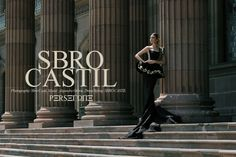 SBRO CASTIL: PerséfoneModel: Alejandra OchoaStylist: Sbro CastilYear: August 2012Twitter: @sbrocastil