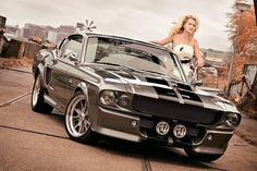 67 Shelby 500
