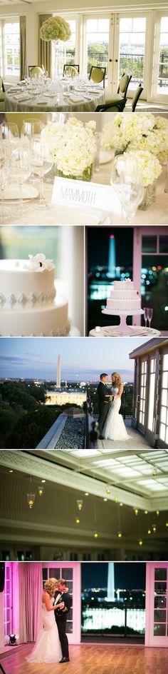Hay-Adams Wedding   District Weddings