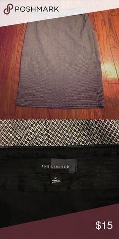 The Limited Pencil Skirt Pencil skirt from The Limited. The Limited Skirts Pencil