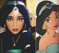 Make Up Halloween Simple Hijab.Hijabi Halloween Costume Ideas