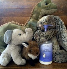 In Our House: Children's Skincare. Green Beauty for kids