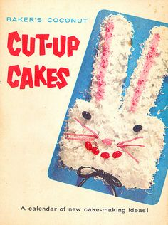 My mom had this & i have her copy now...she made all my childhood bday cakes from it :)  1956