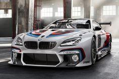 BMW M6 GT3  | IAA 2015: BMW M6 GT3 feiert Weltpremiere in Frankfurt