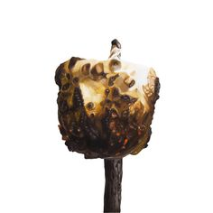 ERIN ROTHSTEIN, The Tasting Room - Marshmallow, 2016, Acrylic on canvas, 48 x 48 inches, 122 x 122 cm