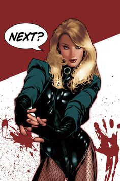 The 11 Confirmed DC Characters on CW's Arrow - Black Canary