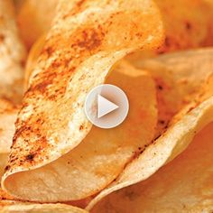 Watch How to Make Tortilla Chips, Taco Shells & Bowls in the EatingWell Video