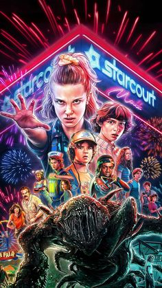 Looking for a product you saw in Stranger Things? Take a look at all the Stranger Things products we found here. Stranger Things Tumblr, Stranger Things 2017, Stranger Things Aesthetic, Stranger Things Season 3, Stranger Things Monster, Tier Wallpaper, Tumblr Wallpaper, Wallpaper Lockscreen, Dark Wallpaper