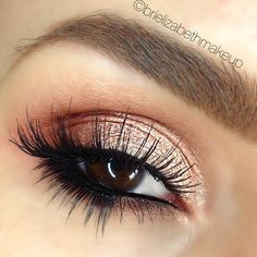 """""""Red Cherry Lashes #01 on @brielizabethmakeup you can get the same look @lashcloset www.lashcloset.com"""" ~another pinner said"""