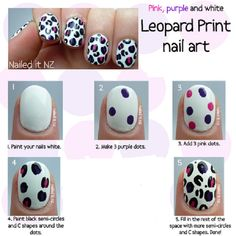 Do have a look at some of these easy #DIY #nail #art #tutorials for short nails!
