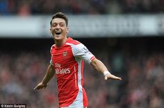 Mesut Ozil must show more consistency next season, according to ex-Arsenal goalkeeper Jens...