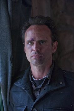 Walton Goggins as proof of concept for Francis Deargood from Shotglass Memories.