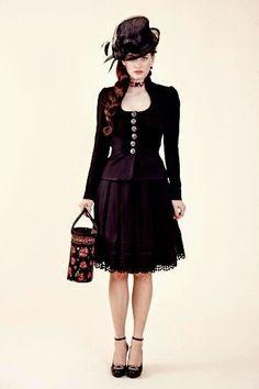 Mein wunderbarer Kleiderschrank: Sew-Along Dirndl und Tracht: Inspiration